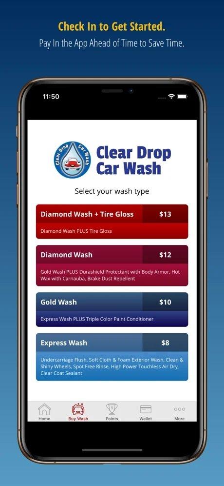 cleardropcarwash-screen1